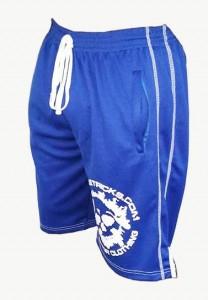blue shorts muscletricks