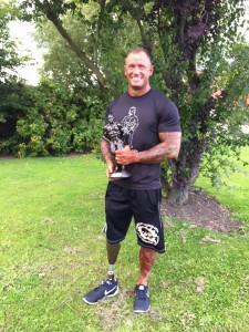 muscletricks Gym Warrior Mark Smith