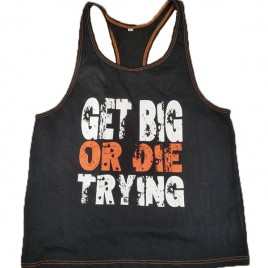 Get BIG Or Die Trying !