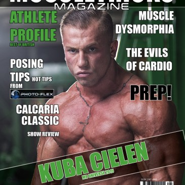 Muscletricks magazine is now on sale !
