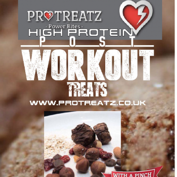 Protein treats… WOW!!