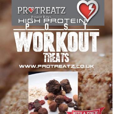 Protein treats… WOW!!