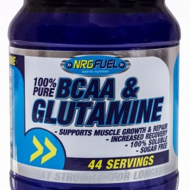 Introductory offer £19.99 NRGFUEL BCAA  Blackcurrant Flavour