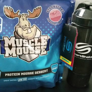 Muscle mousse product of the month !