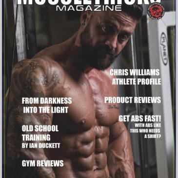 Muscletricks magazine issue 3 FREE !