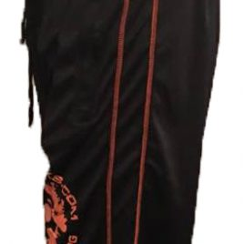 Black/orange shorts xxl.