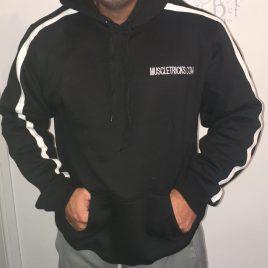TEAM muscletricks hood black